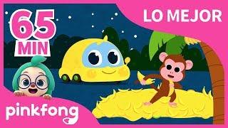Bebé Auto y muchas más | Mejores Canciones del 2019 | +Recopilación | Pinkfong Canciones Infantiles