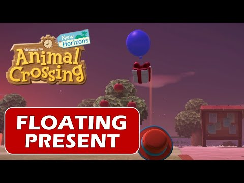How to get Floating Present | Animal Crossing New Horizon