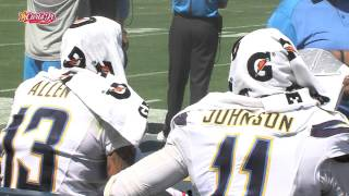 Game Time: Stevie Johnson Mic'd Up - San Diego Chargers