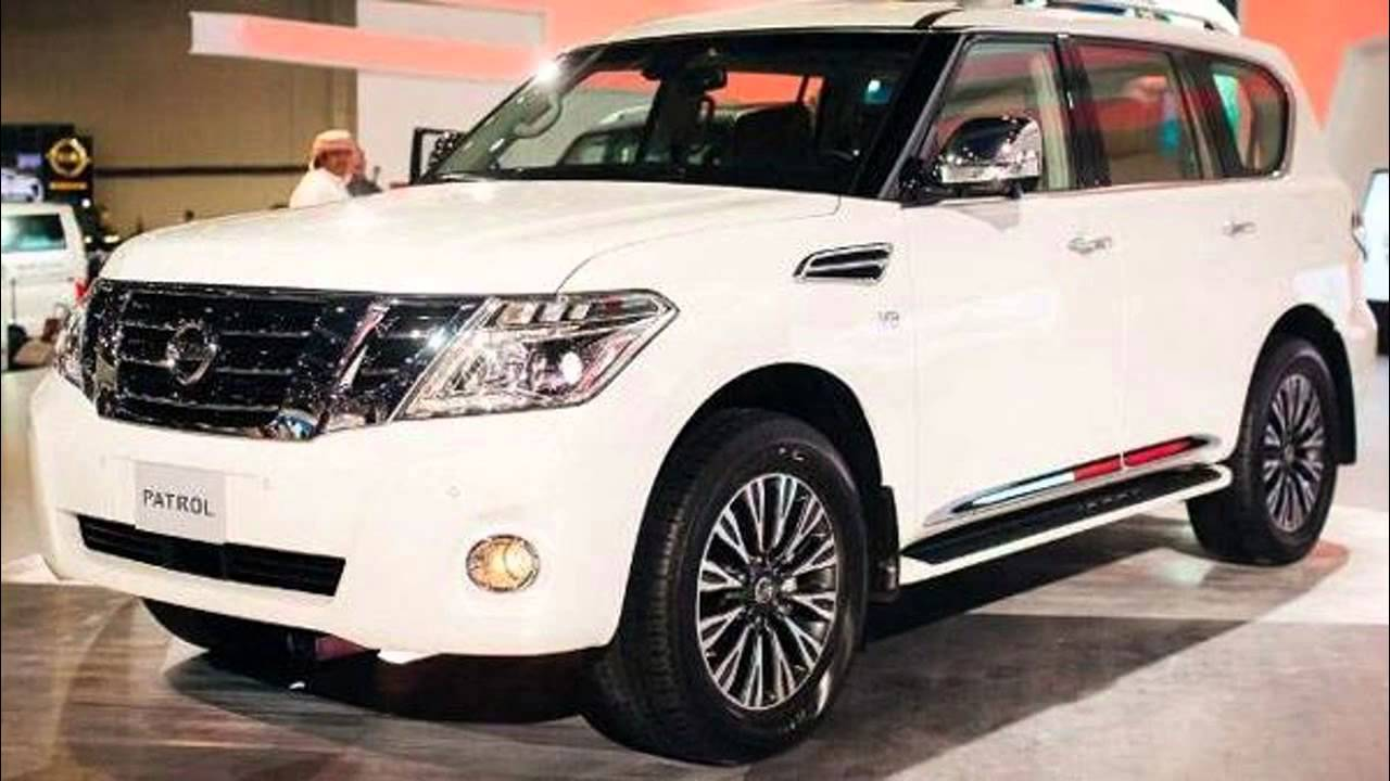 2016 nissan patrol picture gallery youtube vanachro Image collections
