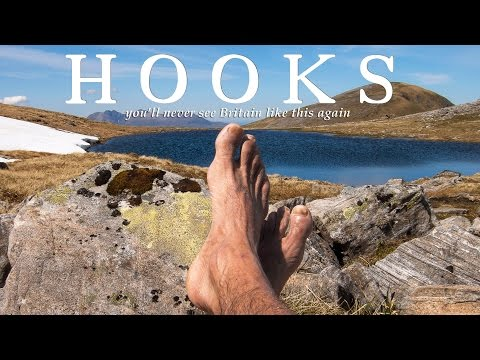 Hooks - A 3000 Mile Bothy Odyssey