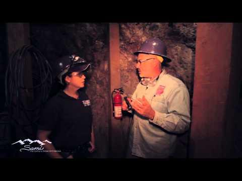 Arizona Four Peaks Amethyst Mine Tour By Sami's * Sami's American Gem Collection