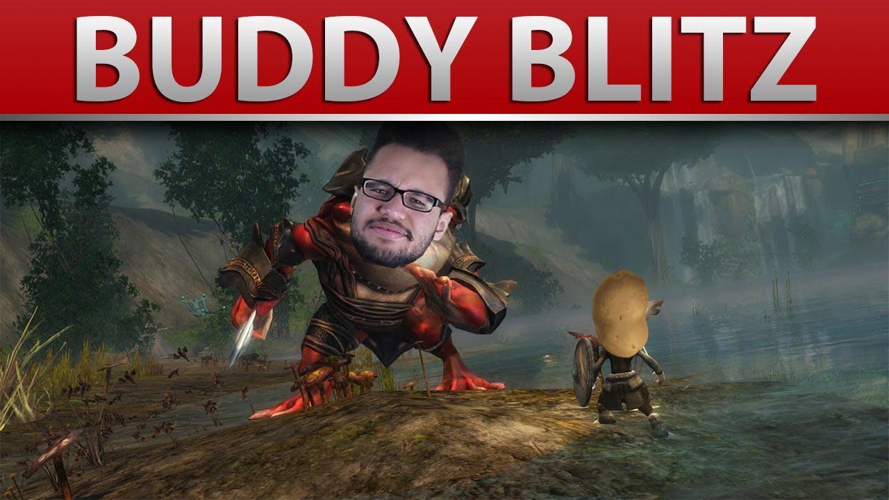Guild Wars 2 Buddy Blitz W Woodenpotatoes World Of Enders
