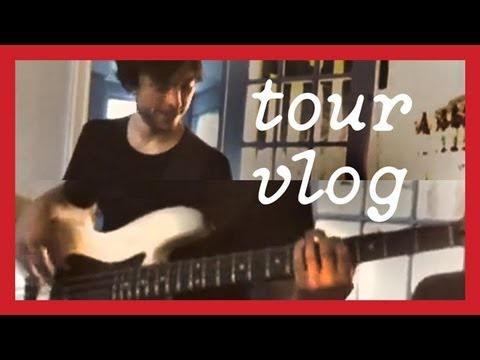 TOUR VLOG 001 /// It Gets Funkier