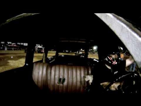 7-27-13 Vanderburg Co. Truck Derby - In-car with 2525 Bart Webber