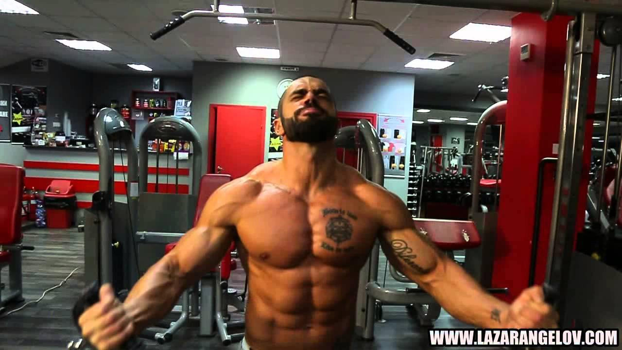 Angelov Lazar Workout