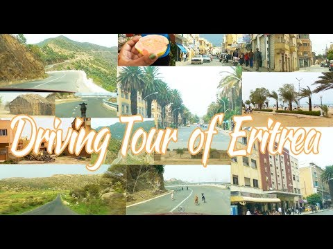 Driving Tour of Eritrea