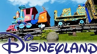 Casey Jr. – le Petit Train du Cirque @ Disneyland Park (Paris) - Dumbo Roller Coaster