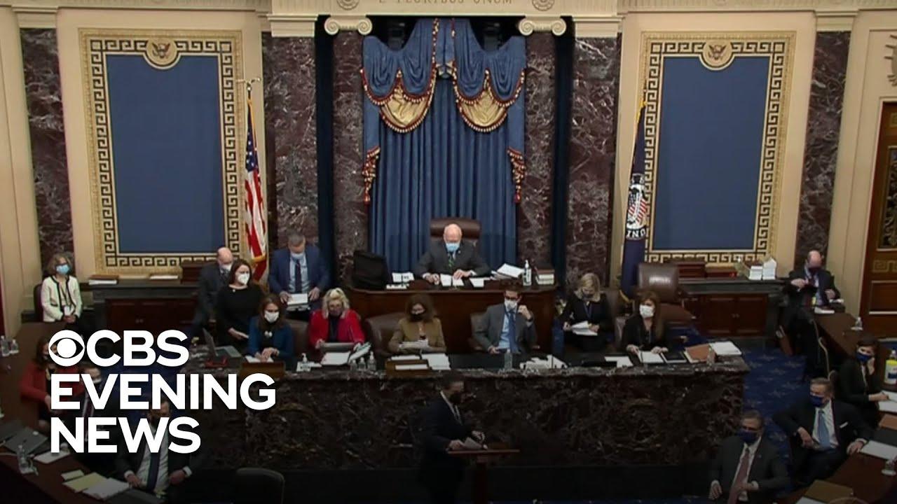 Senate Acquits Trump In Impeachment Trial  Again
