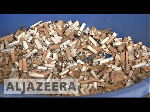 Young Indian Innovators Are Recycling Cigarette Butts Into Manure