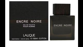Encre Noire by Lalique | Fragrance Review