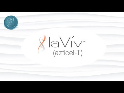 LaViv stem cell therapy for acne scars