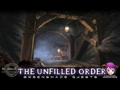 The Unfilled Order The Elder Scrolls Online Wiki Guide Ign