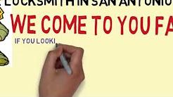 Locksmith in San Antonio TX  | (210) 858-6509 | Car Key Replacement