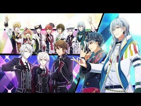 PS Vita「アイドリッシュセブン Twelve Fantasia!」 第1弾PV