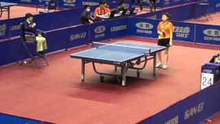 Pingpongmania en Mundial 2014  Video 1: Yadira vs Macao, Pingpongmania Tours y Comercial Mundial