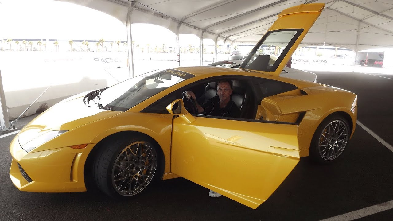 Exotic Car Driving Experience Elite Package Youtube