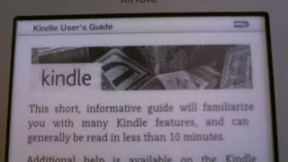 обзор Amazon Kindle 4 и Kindle 3