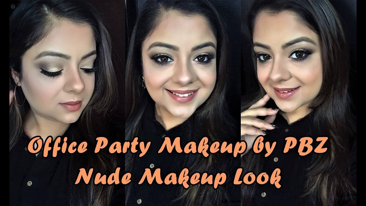 Fashion Beauty Zone: Office Party Makeup And Style Tips