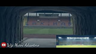Keadaan Stadion Jalak Harupat Sekarang Part 1