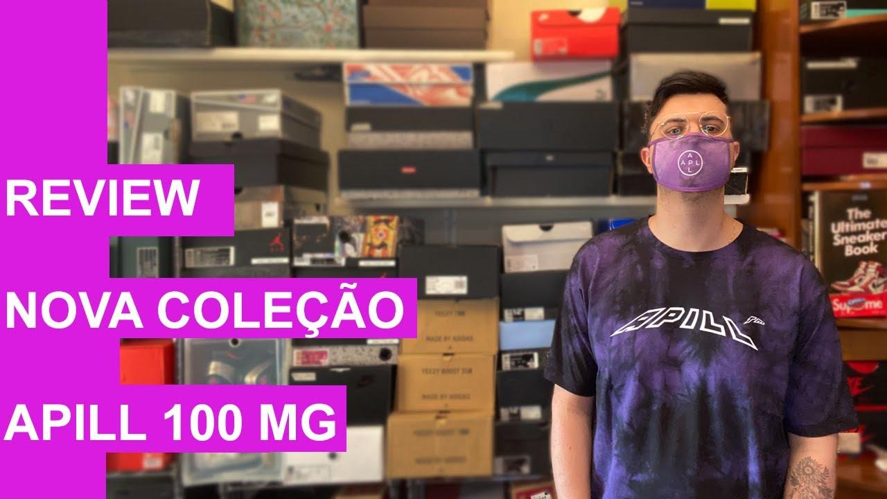 Review Nova Coleção Apill Company - Tiago Borges
