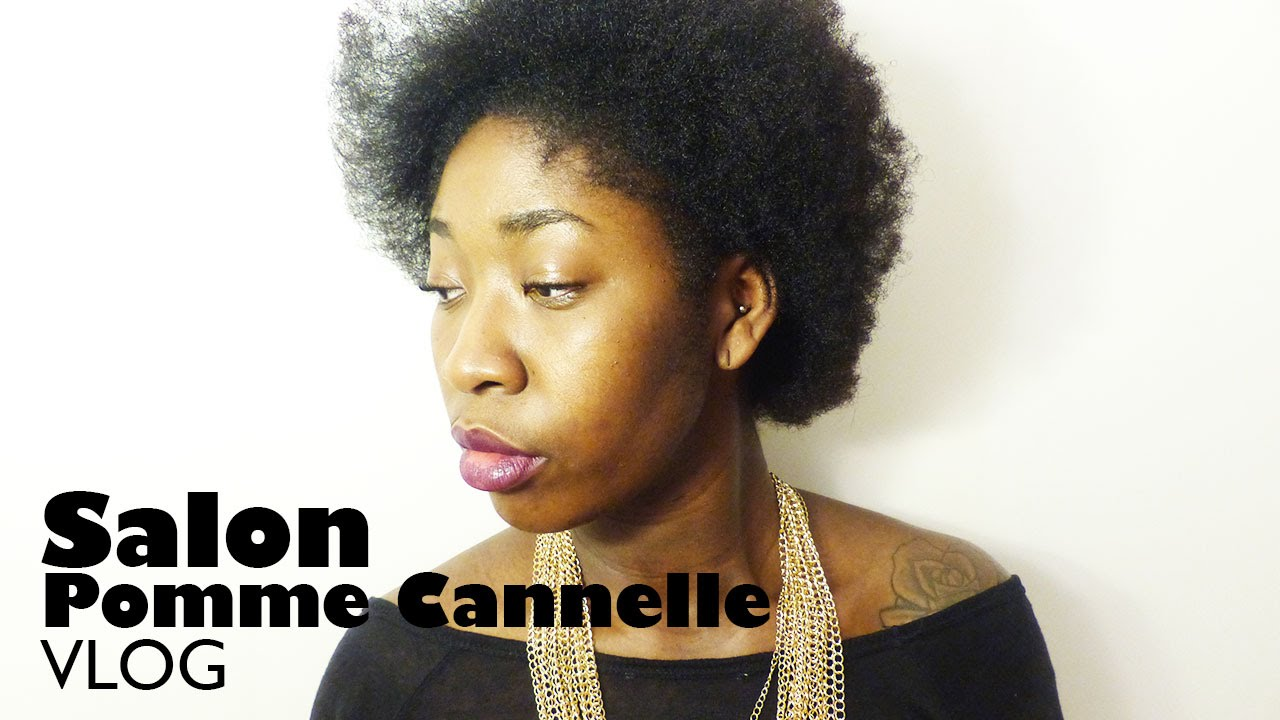 vlog mon exp rience au salon pomme cannelle youtube