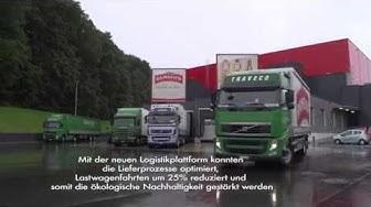 RAMSEIER Suisse AG, Sursee - Logistikplattform und Hochregallager
