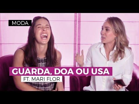 GUARDA, DOA OU USA   Camila Gaio ft. Mari Flor