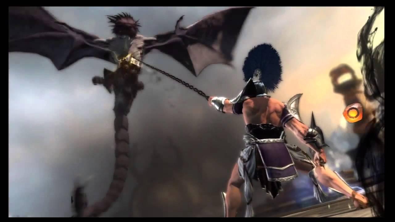 God of war ascension щгнеупорный