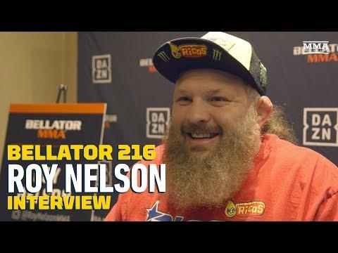 Bellator 216: Roy Nelson Says Mirko Cro Cop's 'Doctors Make Him Better and Stronger' - MMA Fighting
