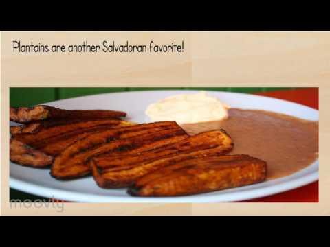 La Comida y La Cultura de El Salvador
