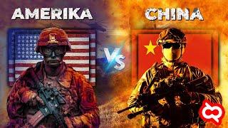 Siapa Penyandang Gelar Superpower Sesungguhnya? Begini Perbandingan Kekuatan Militer AS vs China
