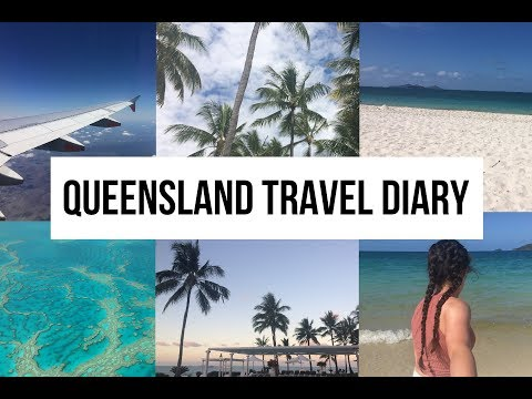 QUEENSLAND TRAVEL DIARY | GREAT BARRIER REEF, HAMILTON ISLAND & MORE | Natalie Wall