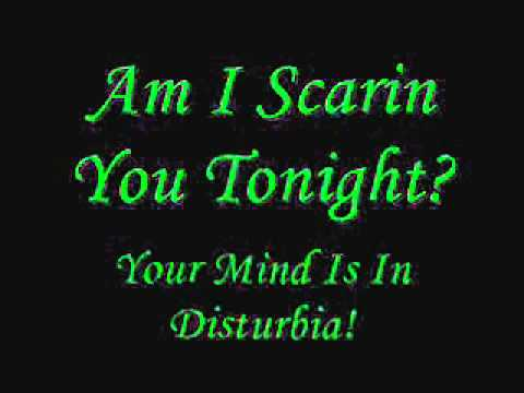 DisturbiaRihanna Lyrics