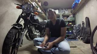 O stereotypach chińskich motocykli - Romet K 125 VLOG thumbnail