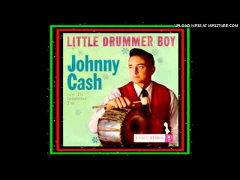 Johnny Cash with Neil Young - The Little Drummer Boy
