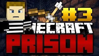 Minecraft: PRISON BREAK #3 - DIAMOND TACTIC