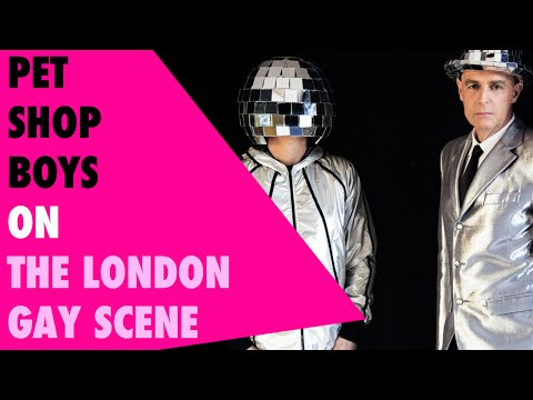 Pet Shop Boys On The London Gay Scene   Super   Philmarriott.net