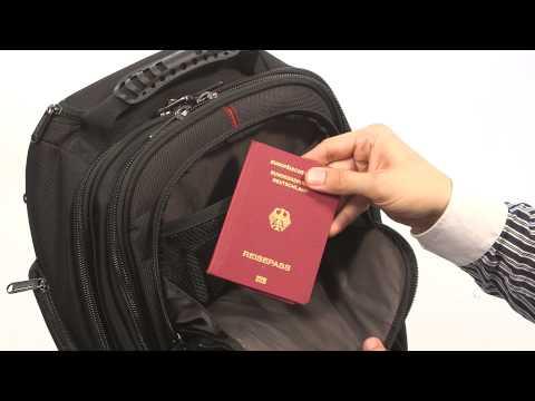 """verbatim-bag-paris,-17""""-backpack-roller"""