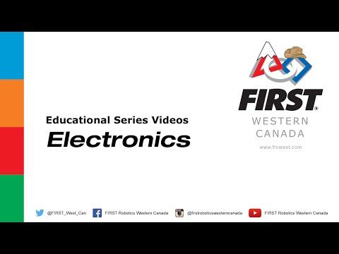 Educational Session -  FRC - Electronics