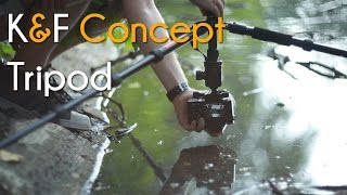 affordable Travel Tripod REVIEW! K&F Concept to compete for the best!