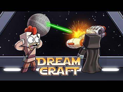 Minecraft Finale - STAR WARS MOVIE: Death Star Disaster! (Dream Craft)