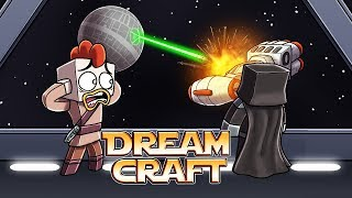 minecraft finale star wars movie death star disaster dream craft