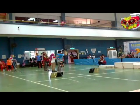 11th UPM Open Indoor Archery Championship 2017 - Compound Men Individual Gold Medal Match