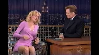 UMA THURMAN - HILARIOUS FIRST 'CONAN'