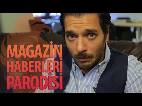 Magazin Haberleri Parodisi - Hayrettin