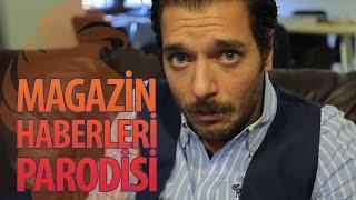 Magazin Haberleri Parodisi - Hayrettin - Televizyon programlarında yapılan magazin haberlerini bilirsiniz. Olayları bizim kadar abartabilen oldu mu? Kanalıma Abone Olmak için: http://bit.ly/1D7RqEJ ...