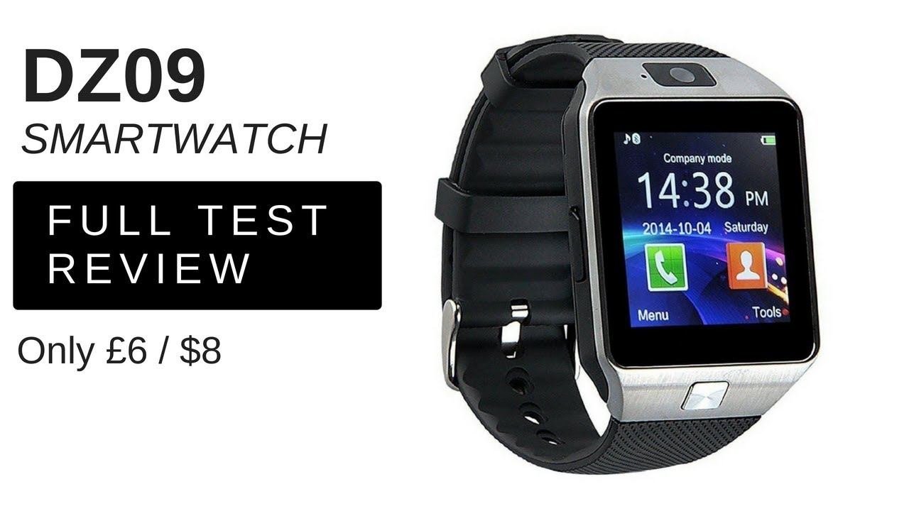 38fd9beb6 Cheap Smart Watch review . Cheapest smartwatch at just £6 -  8 Ebay ...