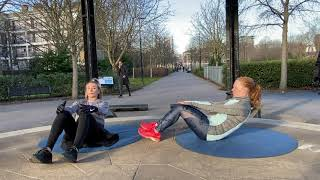 3_Fullbody Workout: Abs & Back_Sit Ups