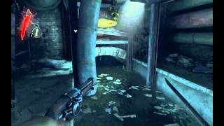 Dishonored PC Gameplay Max Settings
